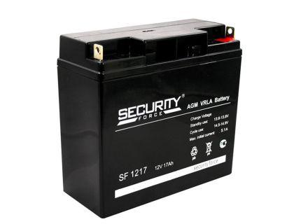 Аккумулятор свинцово-кислотный 12V 17A (АКБ 17 а/ч)