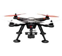 XK Innovations Detect RTF 2.4G с HD камерой WL Toys X380-B